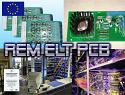 REM.EK-2682LV-00 PR. Circuit board cpl (Replace Plasser EK-2682LV-00)