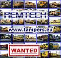 Купете или продавайте използвана жп техника Plasser & Theurer или Matisa директно чрез нашата платформа за търговия TAMPER.EU {Търсим жп техника 01-04.2018}