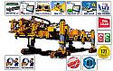 PRO Railway Track-Laying Crane TL-70/REMv1.0 (Rebuilt 2012 year, Modernized version of REMTECH)